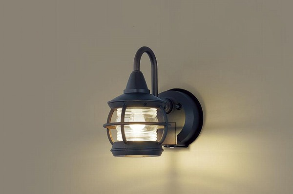 LGWC85217K パナソニック ポーチライト LED センサー付 (LGWC85217 相当品)