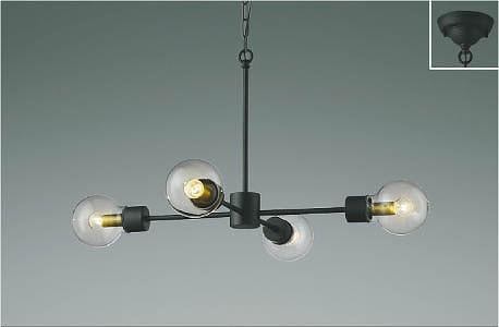 AA45628L コイズミ シャンデリア LED(電球色)