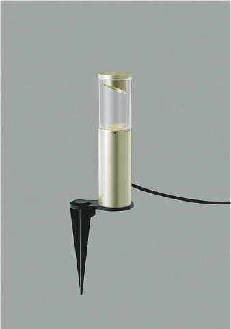 AU45265L コイズミ ガーデンライト LED(電球色)