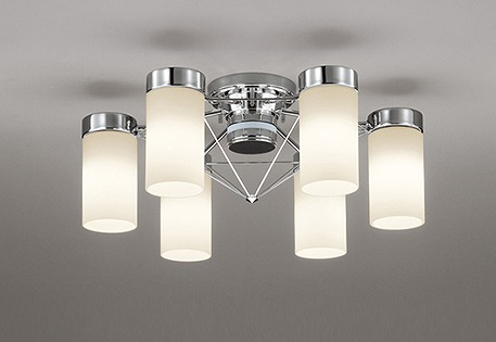 OC257088LC オーデリック シャンデリア LED(電球色) ~4.5畳