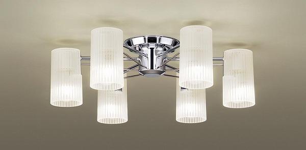LGB57650K パナソニック シャンデリア LED(電球色) ~6畳 (LGB57650 後継品)