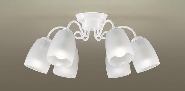 LGB57604K パナソニック シャンデリア LED(電球色) ~8畳