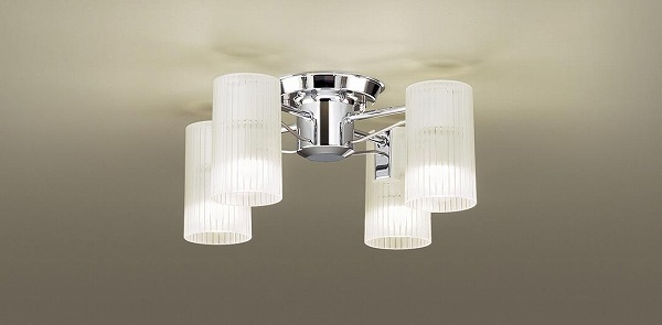 LGB57450K パナソニック シャンデリア LED(電球色) (LGB57450 後継品)