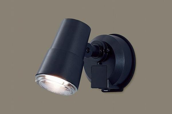 LSEWC6001BK パナソニック 屋外用スポットライト LED(電球色) センサー付