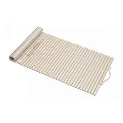 T16-4STN クリナップ 風呂フタ スマート浴槽用取手付きシャターフタ(アクリア) (9990540)
