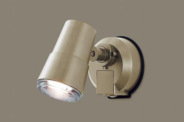 LGWC45001YK パナソニック 屋外用スポットライト LED(電球色) センサー付
