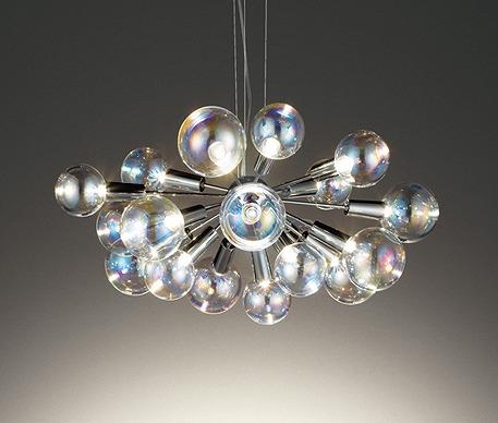 OC257117LD オーデリック シャンデリア LED(電球色) ~10畳