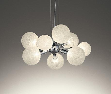 OC257127LD オーデリック シャンデリア LED(電球色) ~4.5畳