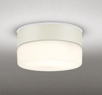 OG254769LD オーデリック 軒下用シーリングライト LED(電球色)