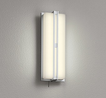 OG254835BC オーデリック 玄関灯 ポーチライト LED(電球色) センサー付