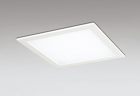 XD466022 オーデリック 埋込スクエアベースライト LED(白色)