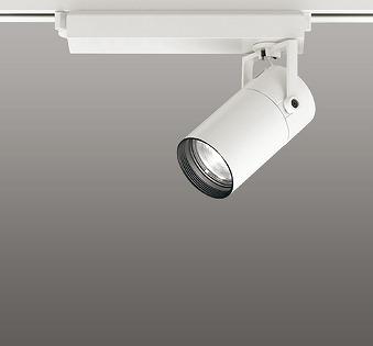 ライト 人気激安 照明器具 照明器具部品 ダクトレール ライティングレール 配線ダクトレール用照明 レール用スポットライト XS513117HBC 白色 オーデリック 施設用照明器具 奉呈 LED