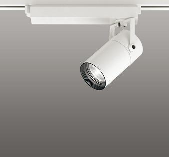 値下げ ライト 照明器具 照明器具部品 ダクトレール ライティングレール 完売 配線ダクトレール用照明 オーデリック レール用スポットライト XS513125HBC 白色 LED 施設用照明器具