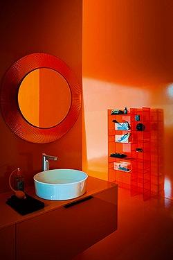 SL812331-W-112 三栄水栓 洗面器