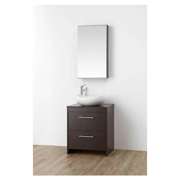 WF015S2-600-DB-T4 三栄水栓 洗面化粧台