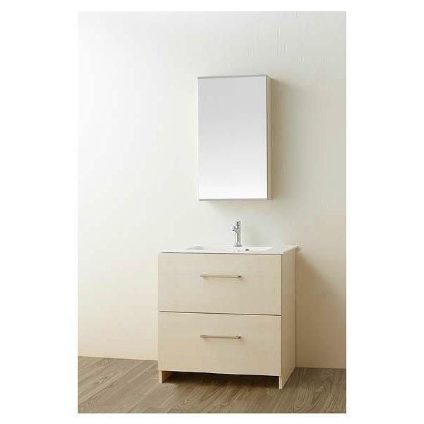 WF019S2-750-IV-T4 三栄水栓 洗面化粧台