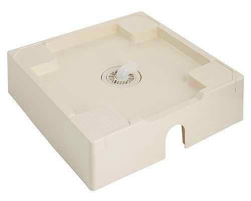 426-423 カクダイ 洗濯機用防水パン(床上配管型)