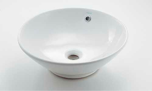 #CL-WB1504 カクダイ 丸型洗面器