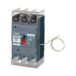 BCW315015K パナソニック 単3中性線欠相保護付 サーキットブレーカ BCW-225N型 3P2E 150A (端子カバー付)