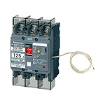 BJW360315K パナソニック 単3中性線欠相保護付 漏電ブレーカ BJW-125N型 3P2E 60A 30mA (端子カバー付)