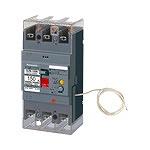 BJW31253573K パナソニック 太陽光発電システム用 単3中性線欠相保護付 漏電ブレーカ BJW-150N型 3P3E 125A 30mA