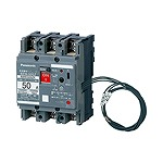 BBW3601ZK パナソニック 漏電警報付ブレーカ BBW-100Z型 3P3E 60A JIS協約形シリーズ