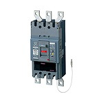 BKW340095K パナソニック 単3中性線欠相保護付 漏電ブレーカ BKW-400N型 3P2E 400A 100/200/500mA切替