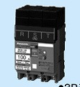 BKW3759KP パナソニック アロー盤専用 漏電ブレーカ BKW-100型(プラグインタイプ) 3P3E 75A 100/200/500mA切替