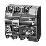 BYR302632 パナソニック リモコン漏電ブレーカ(瞬時励磁式・モータ保護用) YR-30型 3P3E 2.6A 30mA (AC200V操作)