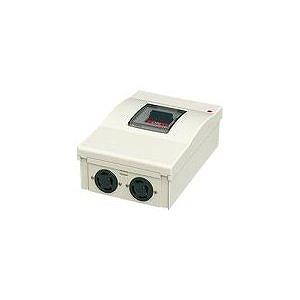 BED3303R3K パナソニック ケースブレーカ(漏電保護用・コンセント付) ED-30R型 屋内用(プラスチックケース)