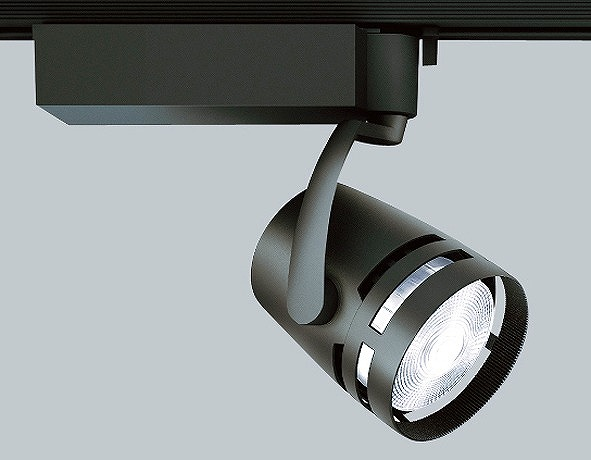 ERS4470BB 遠藤照明 レール用スポットライト 生鮮食品用照明 広角 黒 LED