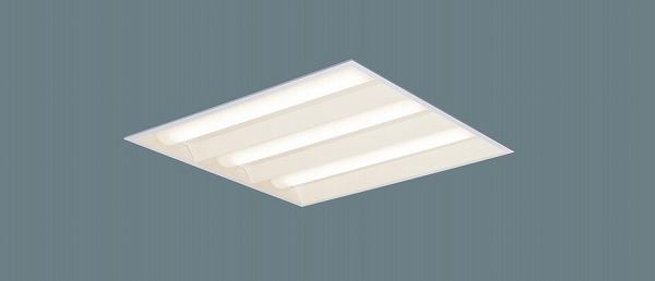 XL384PEFJDZ9 パナソニック 埋込スクエアベースライト LED(温白色) (XL384PEFJ DZ9)