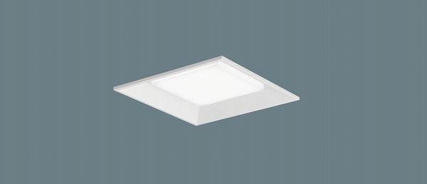 XLX112UELDZ9 パナソニック 埋込スクエアベースライト LED(電球色) (XLX112UEL DZ9)