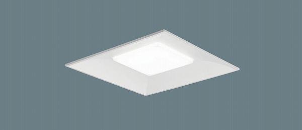 XLX112VELDZ9 パナソニック 埋込スクエアベースライト LED(電球色) (XLX112VEL DZ9)