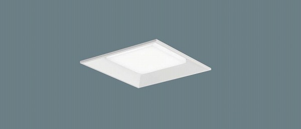 XLX140UEVLA9 パナソニック 埋込スクエアベースライト LED(温白色)