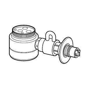 CB-SEF8 パナソニック 食器洗い乾燥機用分岐栓