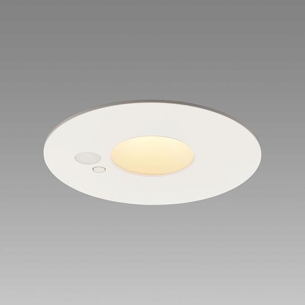 DD-3487-L 山田照明 ダウンライト 白色 LED(電球色) センサー付 43度