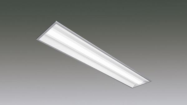 LX190F-21L-UK40-W240-D アイリスオーヤマ ラインルクス ベースライト LED 40形 埋込型 調光 LED(電球色)