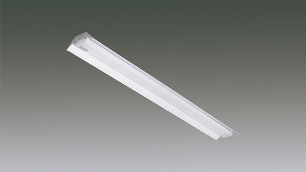 LX190F-60L-RTR40 アイリスオーヤマ ラインルクス ベースライト LED 40形 笠付トラフ 非調光 LED(電球色)