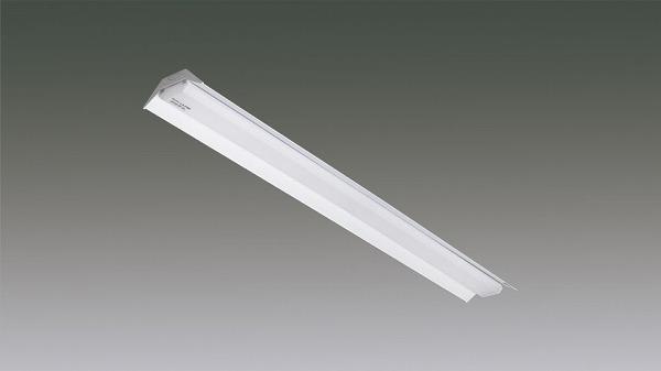 LX190F-17L-RTR40-D アイリスオーヤマ ラインルクス ベースライト LED 40形 笠付トラフ 調光 LED(電球色)