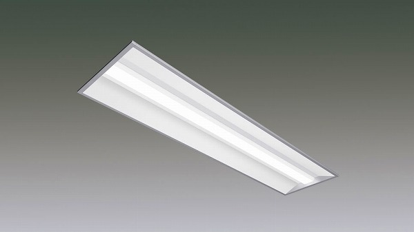 LX175F-62WW-UK40-W328-LI アイリスオーヤマ ラインルクス ベースライト LED 40形 埋込型 LiCONEX LED(温白色)