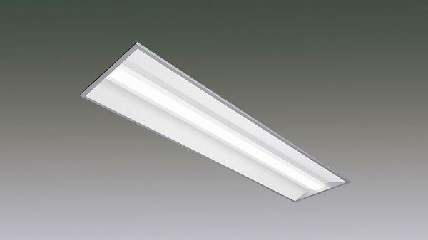 LX170FC-60L-UK40-W328-DA アイリスオーヤマ ラインルクス ベースライト LED 40形 埋込型 デジタル調光 LED(電球色)