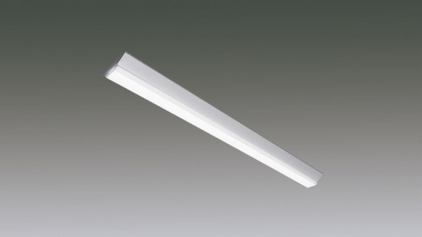 LX160F-62L-CL40-F アイリスオーヤマ ラインルクス ベースライト LED 40形 直付型 無線調光 LED(電球色)