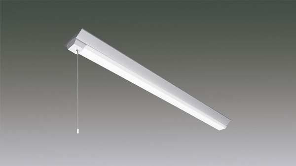 LX160F-46D-CL40-PS アイリスオーヤマ ラインルクス ベースライト LED 40形 直付型 プルスイッチ付 LED(昼光色)