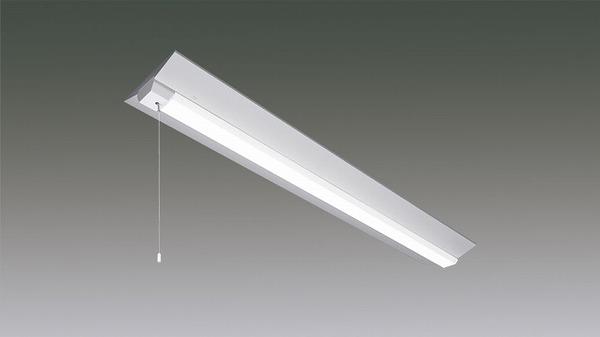 LX160F-65N-CL40W-PS アイリスオーヤマ ラインルクス ベースライト LED 40形 直付型 プルスイッチ付 LED(昼白色)