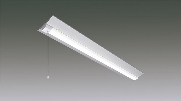 LX160F-49N-CL40W-PS アイリスオーヤマ ラインルクス ベースライト LED 40形 直付型 プルスイッチ付 LED(昼白色)