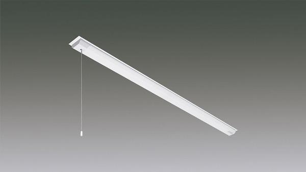 LX160F-18W-CH40-W90-PS アイリスオーヤマ ラインルクス ベースライト LED 40形 Cチャン回避型 プルスイッチ付 LED(白色)
