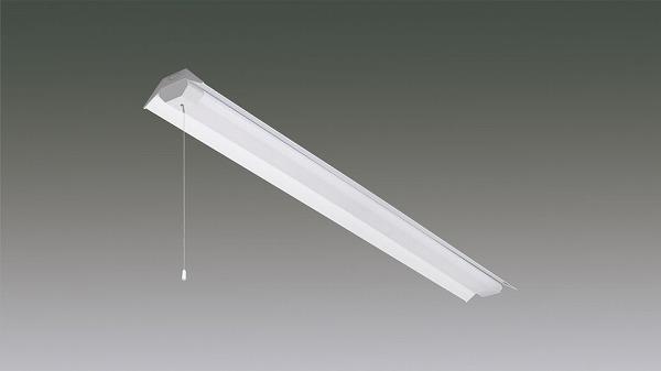 LX160F-64N-RTR40-PS アイリスオーヤマ ラインルクス ベースライト LED 40形 笠付トラフ プルスイッチ付 LED(昼白色)