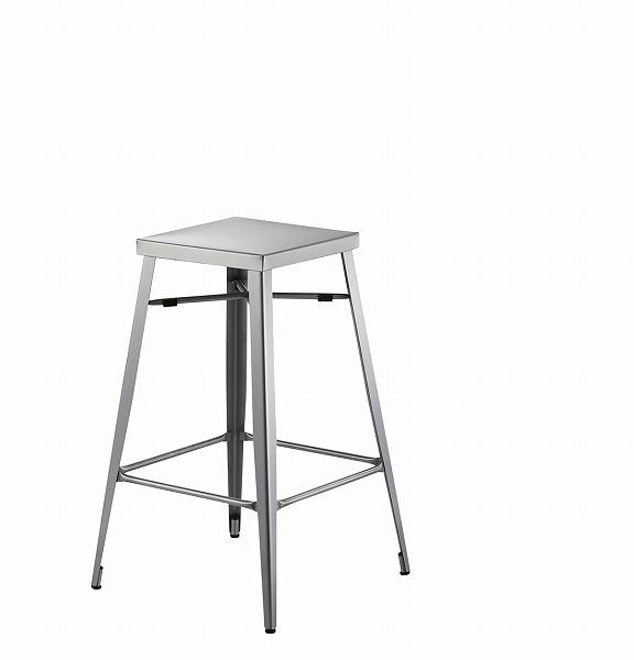 【メーカー直送】 ハイスツール バーチェア スタッキング可 椅子 イス