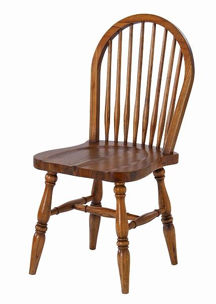 【メーカー直送】 ティンバー ウィンザーチェア 椅子 イス 天然木 アンティーク調